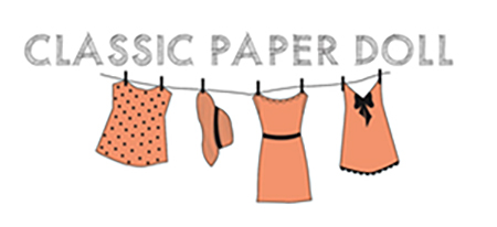 Classic Paper Doll