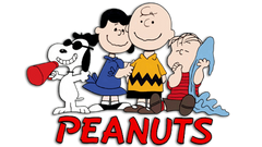Peanuts Charlie Brown and Friends