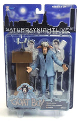 Goat Boy Jim Breuer Saturday Night Live Action Figure New in Box by XTOYS SNL New in Package