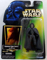 Star Wars Garindan (Long Snoot) with Blaster Pistol Action Figure by Kenner