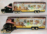 Millennium 2000 America Commemorative Tractor Trailer Truck by Roy Church Inc.