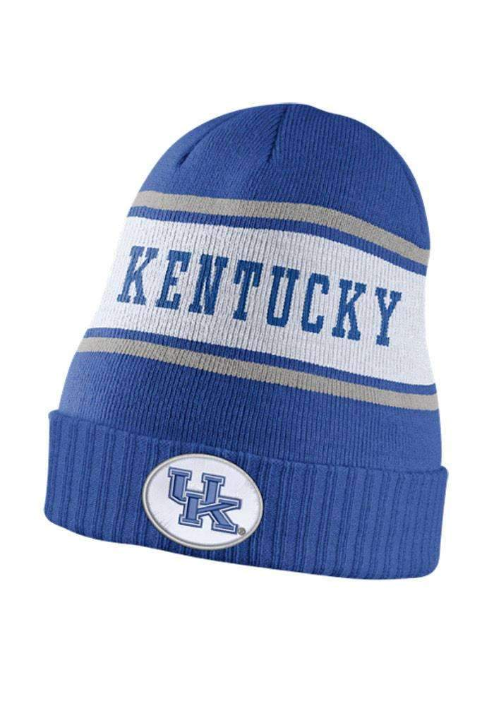 finest selection f9185 09b00 Kentucky Wildcats Nike College Sideline Winter Hat