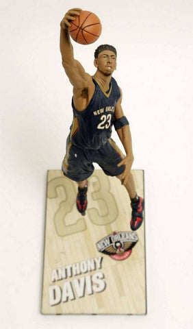 Anthony Davis New Orleans Pelicans NBA McFarlane action figure Series 27