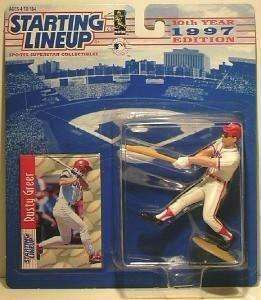 1997 Rusty Greer Texas Rangers Starting Lineup MLB Action Figure NIB NIP