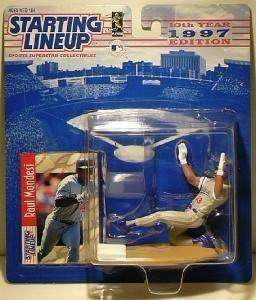1997 Raul Mondesi Los Angeles Dodgers Starting Lineup MLB Action Figure NIB NIP