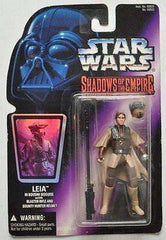 Star Wars Shadows of the Empire Leia in Boushh Disguise Action Figure NIB Kenner