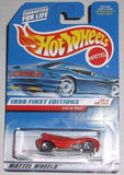 1998 Hot Wheels First Editions Cat-A-Pult Car