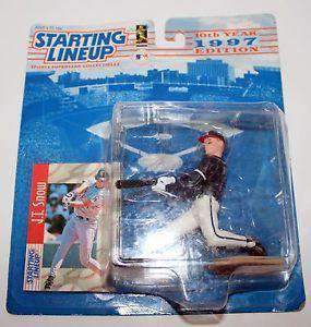 1997 JT Snow California Angels Starting Lineup MLB Action Figure NIB NIP new in package