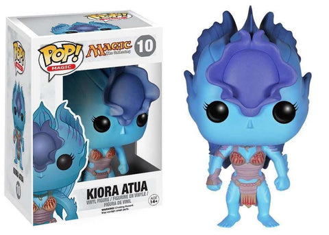 Kiora Atua Magic the Gathering Pop! Magic Funko Vinyl Figure New in Box NIP 10