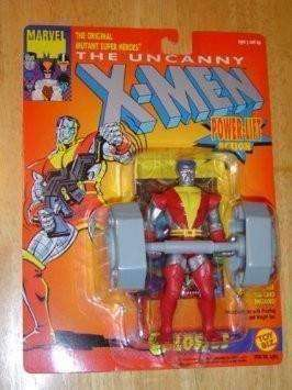The Uncanny X-Men 1991 Colossus Action Figure by Toy Biz NIP New in Box New in Package NIB