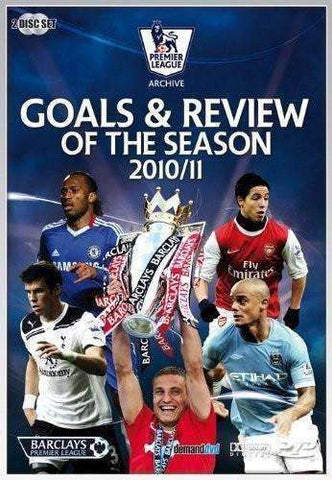 English Premier League Goals & Review of the 2010/11 Season 2 Disc DVD Set by IMG Sports Media