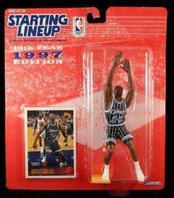 1997 Horace Grant Orlando Magic Starting Lineup NBA Action Figure Kenner NIB