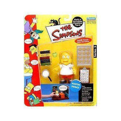 The Simpsons Martin Prince World of Springfield Action Figure Playmates New in Package