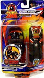 Kung Zhu Battle Armor Ninja Warriors Azer/Dark Jonin NIP Cepia