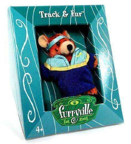 Furryville Track & Fur Figure by Mattel