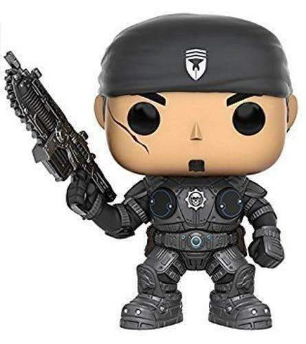 Marcus Fenix Gears Of War Pop Games Funko Nib New In Box 112