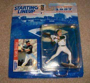 1997 Scott Brosius Oakland A's Starting Lineup MLB Action Figure NIB NIP Athletics New in Package
