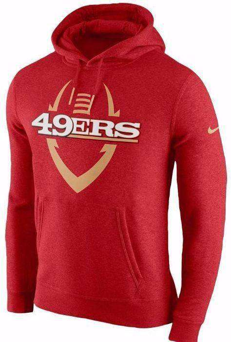 San Francisco 49ers NFL Hooded Sweatshirt NWT new with tags SF Niners