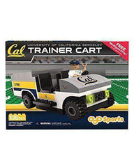 Cal Bears Trainer Cart Oyo Sports New in Box NCAA NIB 135 Pcs California Bears
