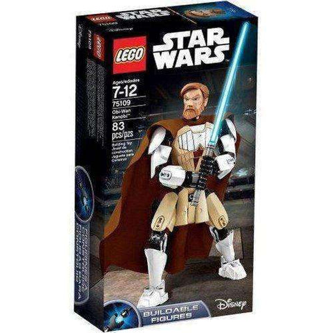 LEGO Star Wars Obi-Wan Kenobi Buildable Figure