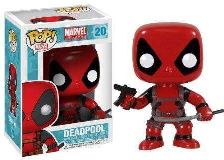 Deadpool Pop! Marvel Universe Funko NIB new in box 20