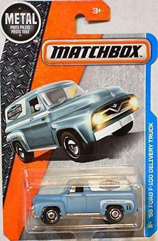 2016 Matchbox '55 Ford F-100 MBX City Store Delivery Truck
