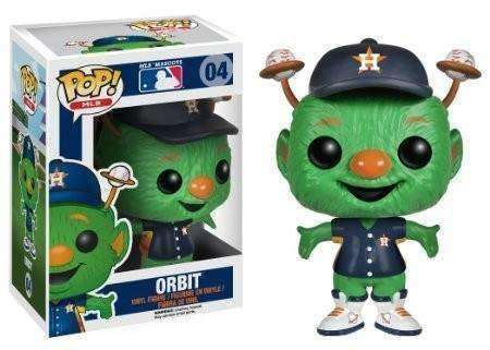 Houston Astros Orbit Pop! MLB Mascots Funko NIB 04 NIP