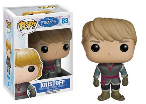 Kristoff Disney Frozen Pop! Funko Vinyl Figure New in Box NIP 83 New in Package
