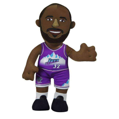 Karl Malone Utah Jazz NBA Bleacher Creatures NWT The Mailman New with Tags