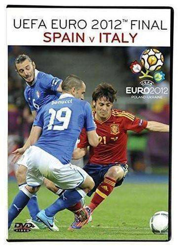 UEFA Euro 2012 Final Italy vs Spain DVD by Soccer Learning Systems
