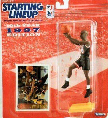 1997 Tim Hardaway Miami Heat Starting Lineup NBA Action Figure Kenner NIB