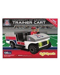 Arizona Wildcats Trainer Cart Oyo Sports New in Box NCAA NIB 135 Pcs U of A NIB