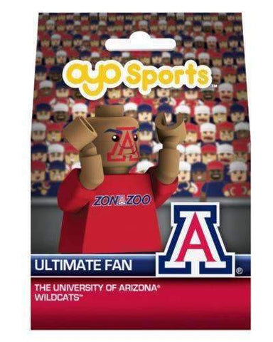 Arizona Wildcats Ultimate Fan mini figure by Oyo Sports