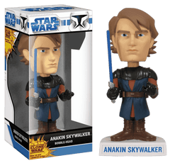 Anakin Skywalker Star Wars The Clone Wars Bobblehead by Funko NIP NIB