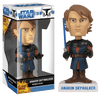 Image of Anakin Skywalker Star Wars The Clone Wars Bobblehead by Funko NIP NIB