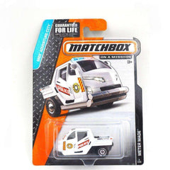 2014 Matchbox MBX Adventure City Meter Made Police Vehicle