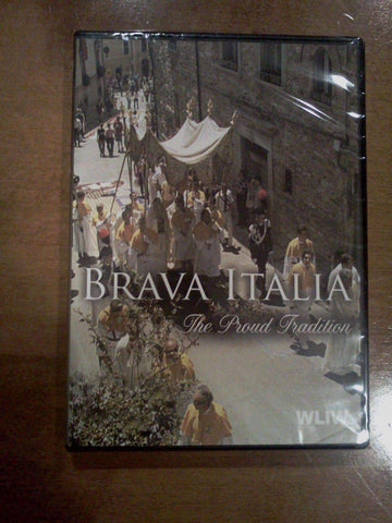 Brava Italia DVD The Proud Tradition