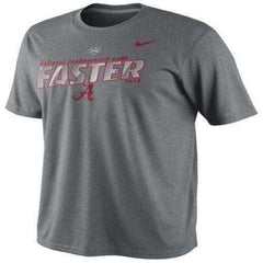 Alabama Crimson Tide 2013 Championship Game Dri-Fit t-shirt new Roll Tide Bama