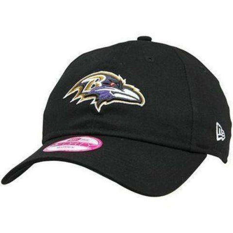 Baltimore Ravens NFL New Era 9Forty Womens hat new in original packaging AFC
