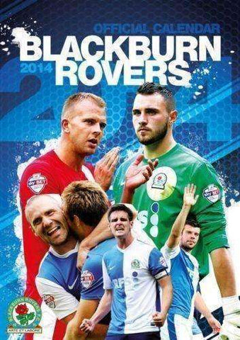 Blackburn Rovers FC 2014 Calender English Premier League soccer new football