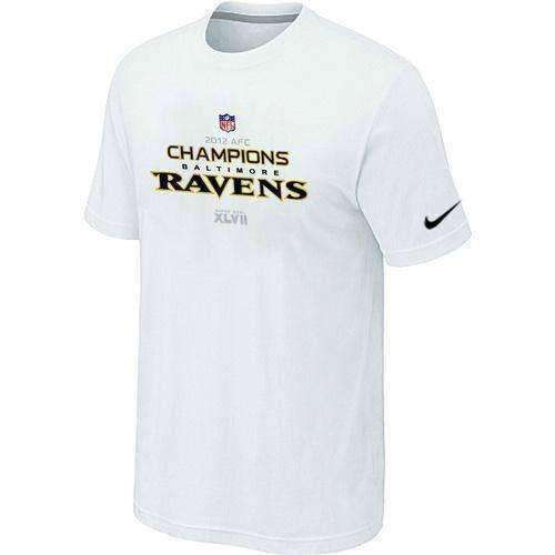 Manifestazione elemento camion  Baltimore Ravens 2012 AFC Conference Champions t-shirt Nike new NFL Fo –  Marvelous Marvin Murphy's