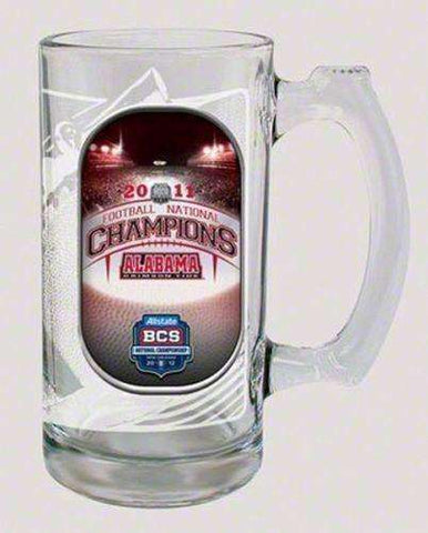 Alabama Crimson Tide 2011 National Champions Hi Def Photo Mug