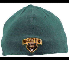 Baylor Bears New Era 39Thirty hat new with stickers Sic Em NCAA BU Big 12