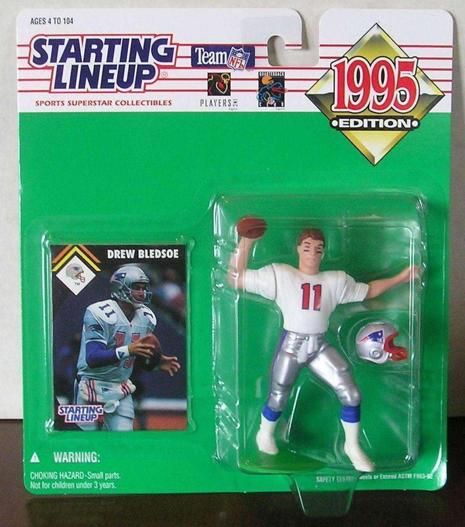Drew Bledsoe New England Patriots NFL Starting Lineup Action Figure NFL NIB NIP