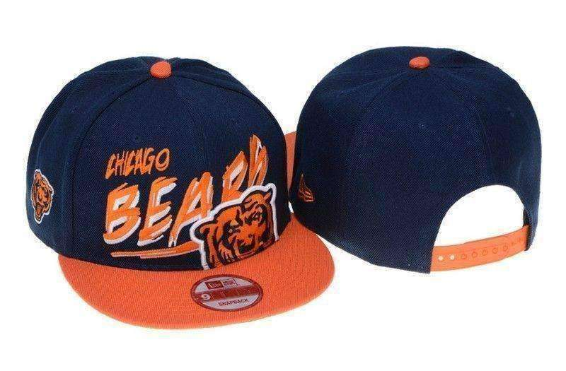 Chicago Bears NFL Snapback hat New Era new in original packaging