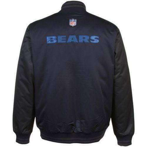 promo code 25a6e 1119a Chicago Bears NFL NWT Nike Destroyer Reversible Jacket Da Bears NFC  Football new with tags
