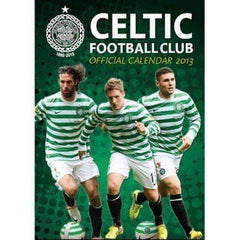 Celtic FC 2013 Calender Officially licensed product new in packaging Hoops SPL Grange