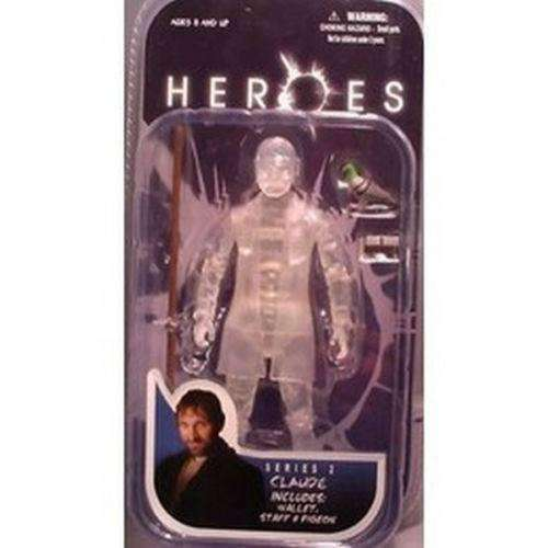 Heroes Claude Action Figure by MezcoToys