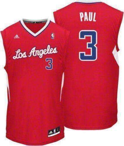 Chris Paul Los Angeles Clippers NBA Jersey Adidas NWT Swingman LA Clipps CP3