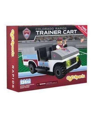 Colorado Rapids MLS Trainer Cart by Oyo Sports